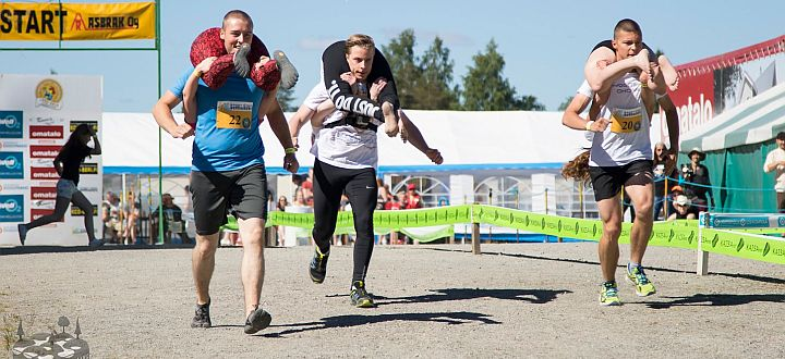 Czym jest World Wife Carrying Championship?