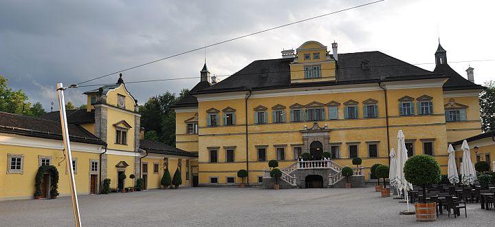 Zámek hellbrunn